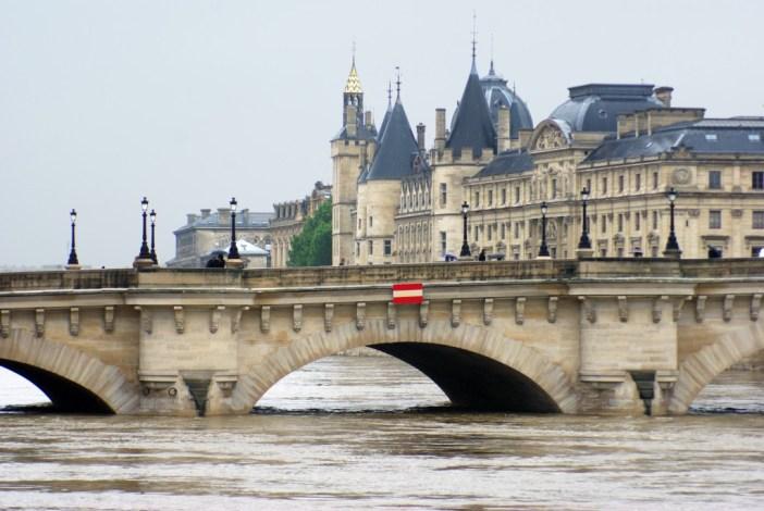 Paris Floods June 2016 24 copyright French Moments
