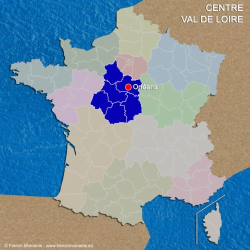 Regions of France Centre Val de Loire June 2016 copyright French Moments