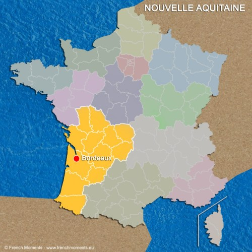 Regions of France Nouvelle Aquitaine June 2016 copyright French Moments