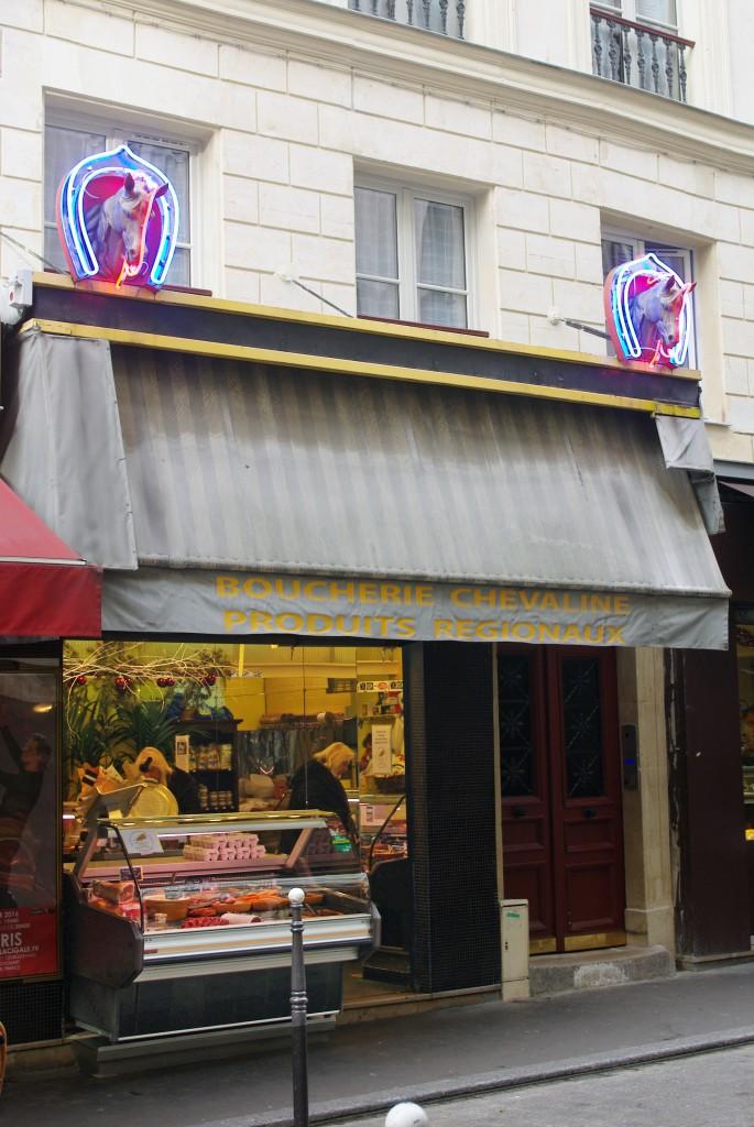 Horse Meat Butcher Shops