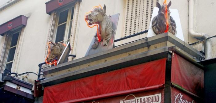 Horse Meat Butcher Shop