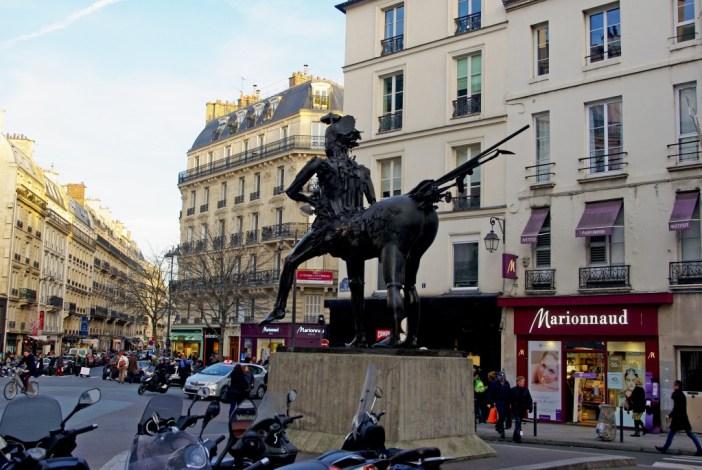 Carrefour de la Croix-Rouge, Paris © French Moments