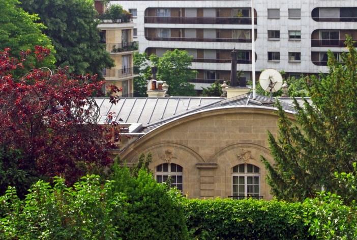 Hôtel de Lamballe, Paris