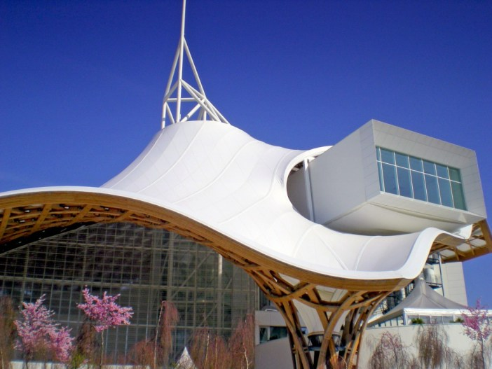 Pompidou Centre in Metz © French Moments
