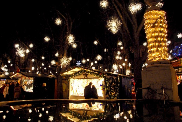 Basel Christmas Market.Discover The Basel Christmas Market In Switzerland French