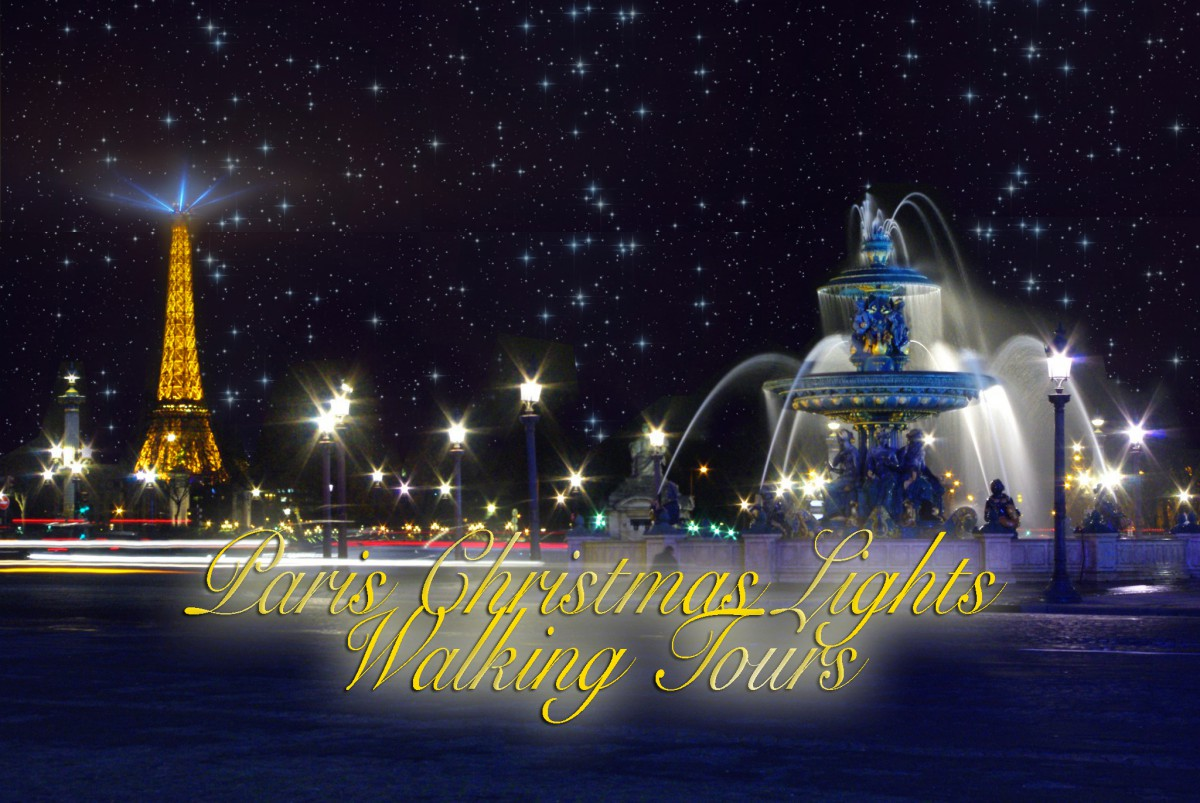 Christmas Lights In Paris.Book Your Paris Christmas Lights Walking Tour French Moments