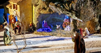 Nativity Scene Notre-Dame Paris