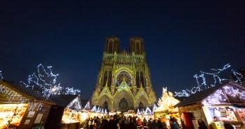 Frédéric Leroux Reims Christmas market