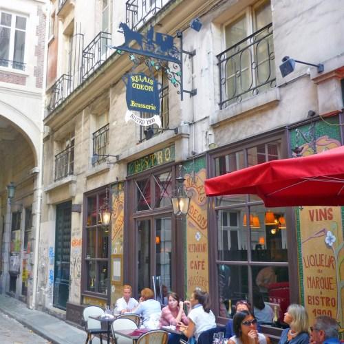 Cour du Commerce Saint-André Paris