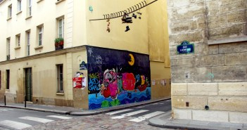 Rue Rataud, Fifth arrondissement of Paris © French Moments