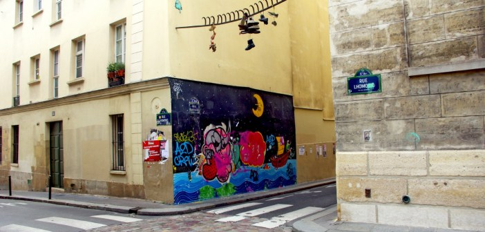 Rue Rataud, Fifth arrondissement of Paris © French Moments