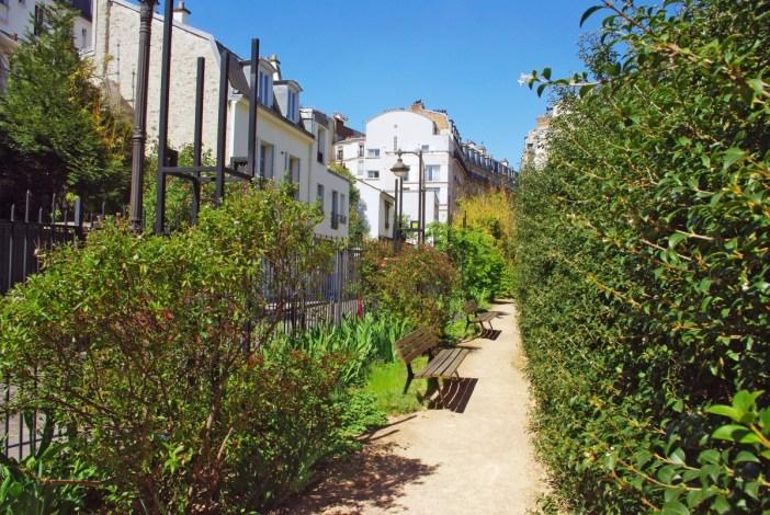 Square du Chanoine Viollet Paris