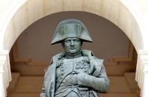 statue of Napoleon Les Invalides