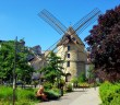 Ivry Windmill moulin