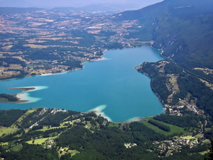 Lake Aiguebelette Savoie