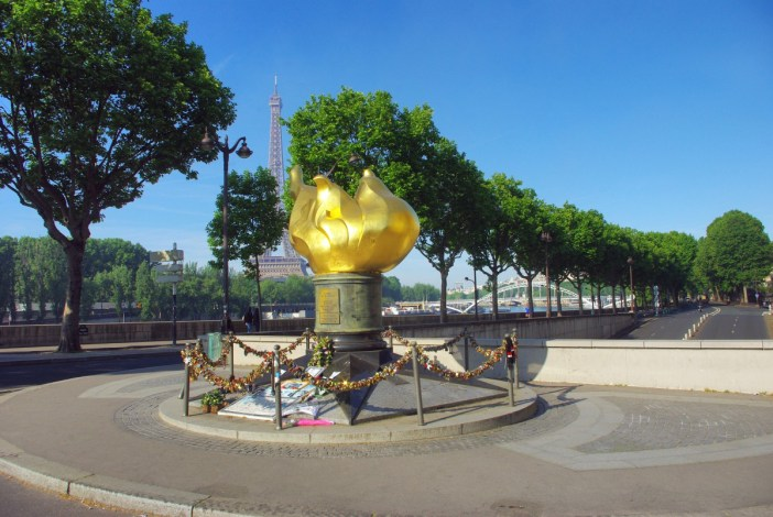 Flamer of Liberty Paris