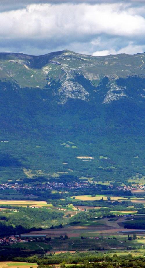 Salève mountain Jura