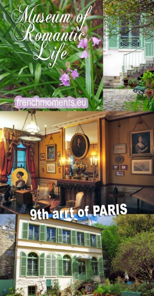 Museum of Romantic Life, Paris © French Moments
