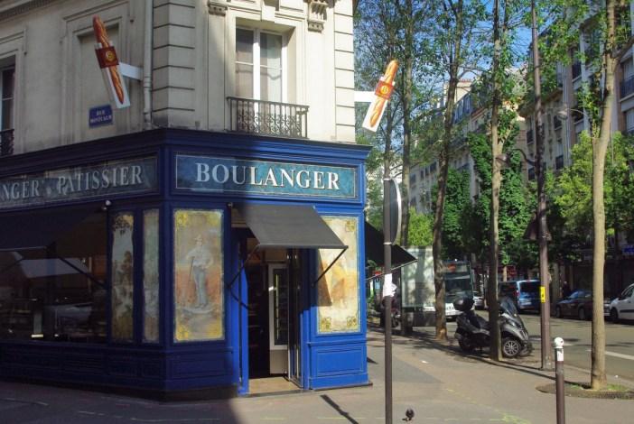 baguettes in Paris Mauvieux