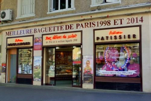 baguette Paris Aux délices du Palais
