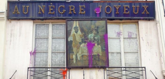 Au Nègre Joyeux Paris Mouffetard
