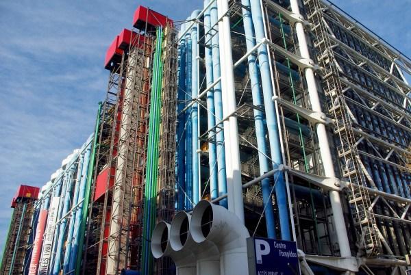 Pompidou Centre Paris