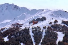 Aime 2000 in the resort of La Plagne © French Moments