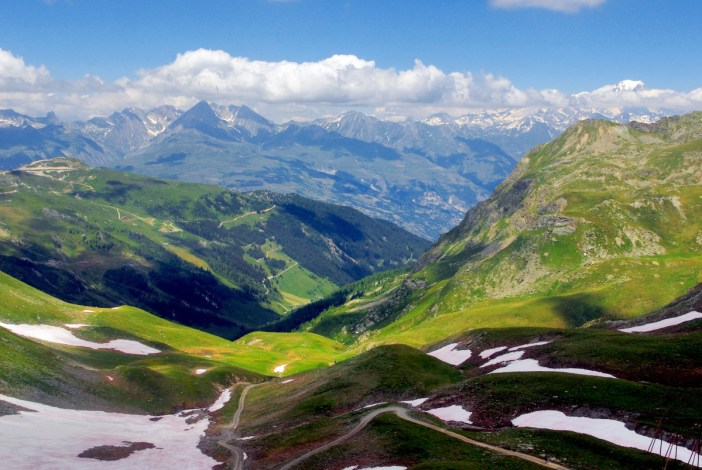 Tarentaise Valley, La Plagne © French Moments