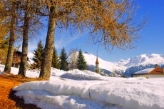 Les Chapelles near Bourg-Saint-Maurice © French Moments