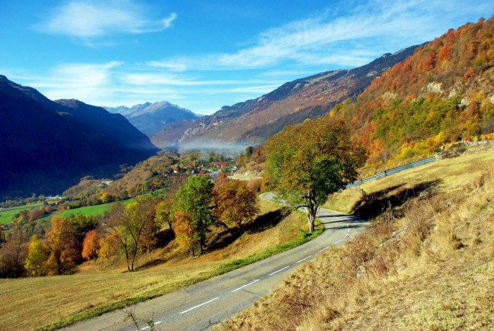 The Middle Tarentaise near Tessens © French Moments