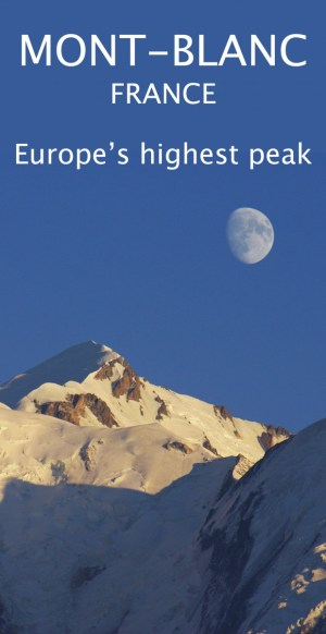 Discover Mont Blanc Europe S Highest Peak French Moments