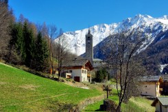 The village of Peisey (Tarentaise) © French Moments
