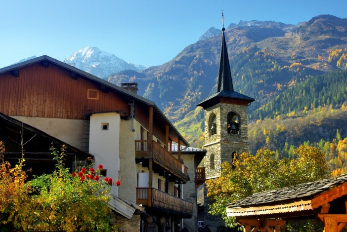 Sainte-Foy-Tarentaise © French Moments