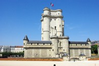 Vincennes castle © French Moments