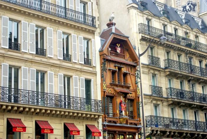 Alsatian brasserie Au roi de la Biere © French Moments