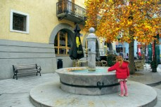 Fountain, Grand-Rue, Aime © French Moments
