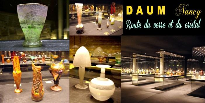 Daum cristal works