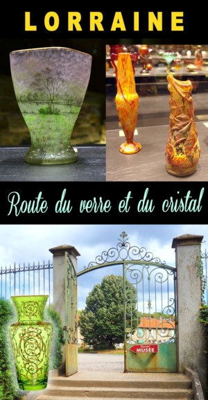 The Glass and Crystal Route in Lorraine