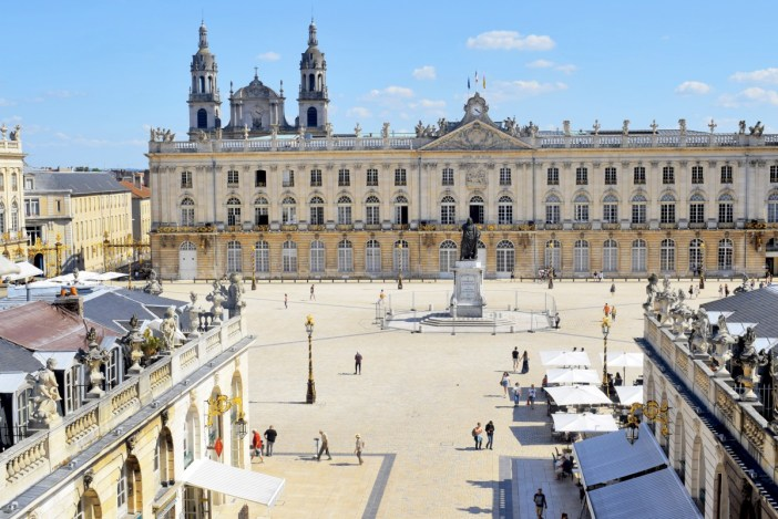 Place Stanislas in Nancy © French Moments