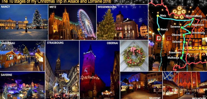 10 Destinations for a Christmas Trip in Alsace-Lorraine