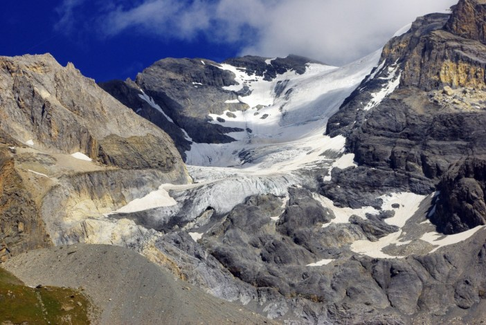 The Grande-Casse from the Vanoise Pass © French Moments