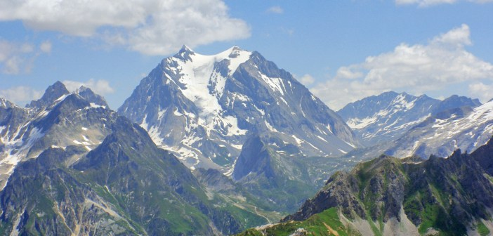 Grande Casse from Saulire, Courchevel © French Moments