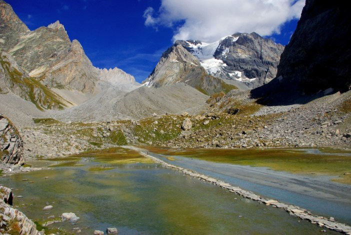 Lac des Vaches Vanoise © French Moments