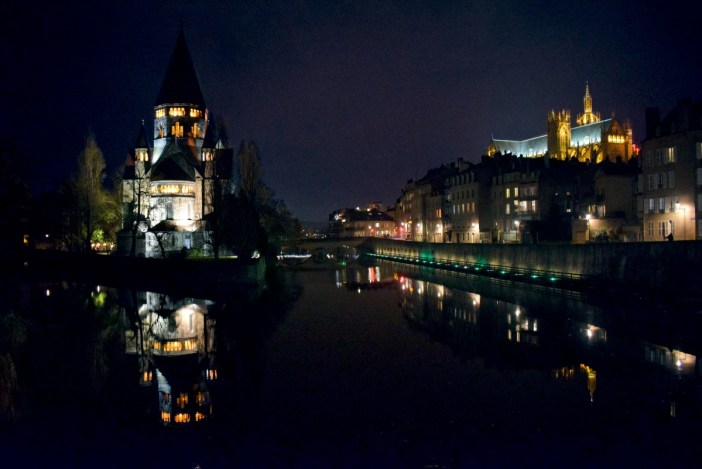 Metz by night © French Moments