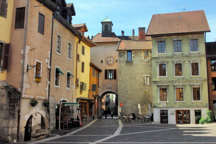 Place Sainte-Claire, Annecy © French Moments