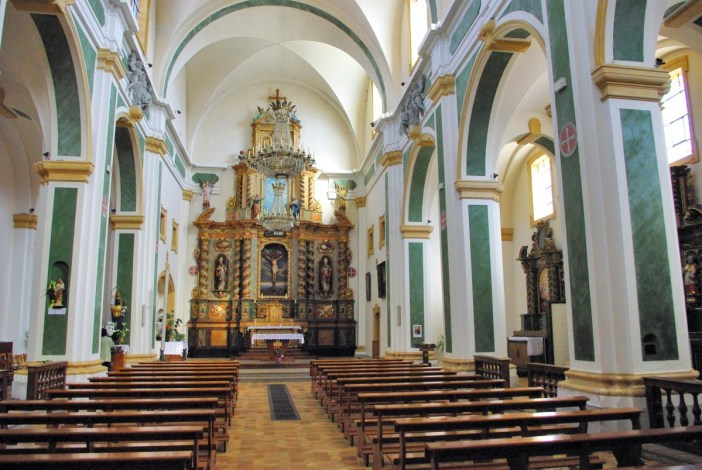Church of Saint-François-de-Sales © French Moments