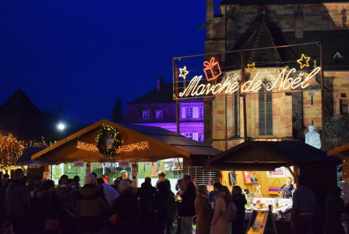 Wissembourg Christmas Market © French Moments