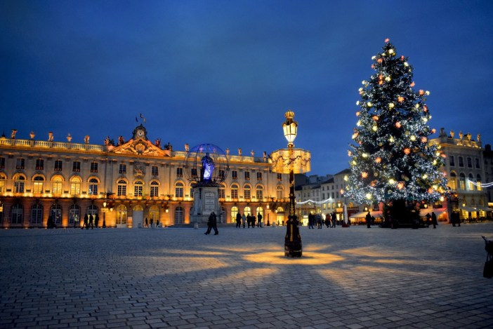 Christmas in Nancy © French Moments