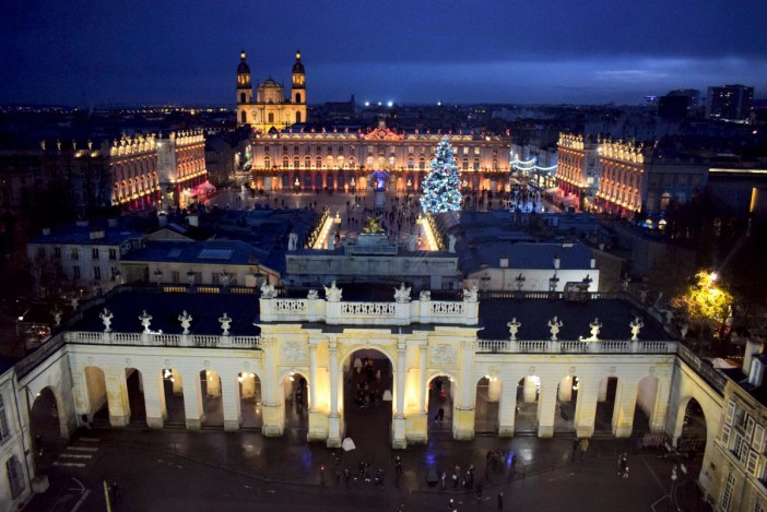 Photos of Christmas in France - Christmas in Nancy © French Moments