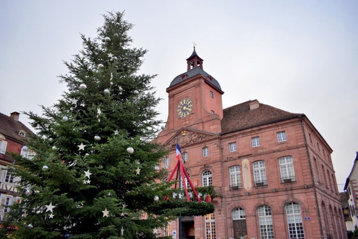 December in Wissembourg, Alsace © French Moments
